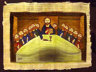 This image has an empty alt attribute; its file name is ad-last-supper.jpg